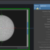 Sphere SOPで地面を作る