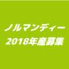 ノルマンディー2018年産3次募集検討【11&12:父馬の体重別成績編】