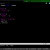 Pythonを書くVim環境[WindowsXP]