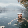 【混浴】まるでDQ3のギアガの大穴!? 北海道「屈斜路湖」にある野外露天風呂が愛されるワケ