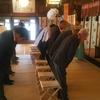 平塚八幡宮様御一行当神社を正式参拝