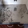 【セルフリフォーム】キッチンの黒カビは「落とす」のではなくアルミシートで「隠して」しまおう!