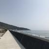 伊尾木洞から大山岬まで散策: ていうか「恋人の聖地」て何やねん!?