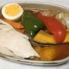 鶏はむのスープカレーのレシピ