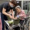中庭菜園〜お花を植えよう🌼
