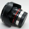 SAMYANG f2.0 12mm NCS CSの感想:解像度が高く、レンズの造りも良いレンズ