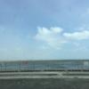 2017.3.23  苫小牧東港フェンス前での釣り
