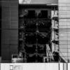 破壊途中(東京都現代美術館周辺)