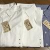 2018年3月 無印良品週間で買ったもの その① シャツやハンガーや。