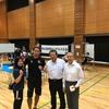 みどり中山リビングラボでお会いした、地域ナビの中本拓海さんが、第4回緑区ベンチプレス大会、横浜市北部ベンチプレス大会の取材に来てくださいました。