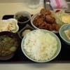 札幌市清田区清田 麺や 豊吉(とよよし)で定食を食らう