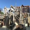 【子連れハワイ旅行】子供達が大興奮!アスレチックプールのメネフネブリッジ
