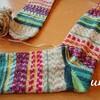 レッスンレポート)12/16靴下編みは個人レッスンがおすすめです