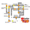ポケットモンスターピカチュウのワールドマップ(Let'sGO!ピカチュウ・イーブイ対応)