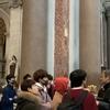 サンタマリアデグリアンジェリ教会に来ています