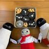 Suicaのペンギンクッキーが到着!コペンギンクッキーもあるよ(秋のペンギングッズ編その1)(380)