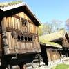 ノルウェー旅行・北欧の街オスロ(1) ムンク美術館やノルウェー民俗博物館、海辺の城塞