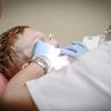 2歳7ヶ月で初めての歯医者!歯科検診&フッ素塗布で虫歯予防。