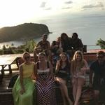 パンガン島 1Day Road Trip Tourに参加!!