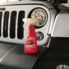 jeepラングラーの洗車めちゃくちゃ大変。