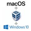 MacにVirtualBoxをインストールしてWindows10を使う方法
