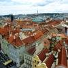 ハンガリー&チェコ旅「ティーン教会とプラハの街並みを」