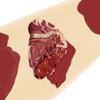 【イラストメイキング】赤身肉2