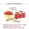 Conserva di pomodoro「トマトの瓶詰め」