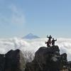【奥秩父 金峰山 瑞牆山荘経由コース】雲海と富士山のコラボ  初心者でも登れる金峰山の絶景登山ルート