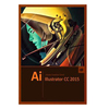 Adobe ILLUSTRATOR CC 2015 32bit 64bit 激安販売中