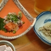 はたはた寿司、比内地鶏焼き鳥など(秋田2日目 夕食)