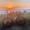 ロードバイク - 2日連続でソロ外練