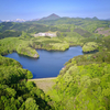 岩崎農場溜池(岩手県北上)