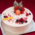 贈るのが楽しみになる誕生日ケーキ!長岡市でおすすめのケーキ屋さん7選