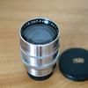 200本の幻レンズ?Carl Zeiss Biotar 7.5cm f1,5(EXAKTA)