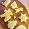 ドイツのクリスマス定番クッキー③子供も大好き型抜きクッキー〜女の子は落ち着いています😊