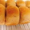 おうちパンづくり!野田琺瑯で手ごねライ麦ちぎりパン(*^。^*)