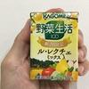 新潟県限定の野菜生活「ル・レクチェ ミックス」を飲んでみました【感想とレビュー】