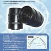 24mm F0.8の工業用レンズ