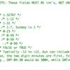 伝説のツール「NotesPeek」をQtでリメイクする(その7・日時その2)