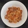 ホットクック 試作レシピ 調味料塩だけでトマトと白菜と豚こま肉の無水パスタ