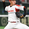 【ドラフト選手・パワプロ2018】岡野 祐一郎(投手)【パワナンバー・画像ファイル】