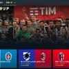2018/19 コッパ・イタリアおよびスーペル・コッパ、試合中継は DAZN が担当