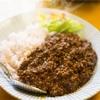 【減量飯かつキャンプ飯!】キーマカレーとローストビーフ!