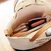 帰宅したらバッグの中身を毎日出す習慣をつける