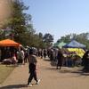Free Market in Okazaki Park