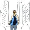 映画「さよなら、僕のマンハッタン」感想 雰囲気で誤魔化されるけど あまりよくわからない映画
