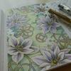 完成】水彩+色鉛筆でカエルさんのページが塗りあがりました☆心ときめく四季のワルツより