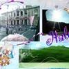 イタリアの高速道路と街中ドライブ!ハネムーン旅行記2014♪ イタリア&フランス