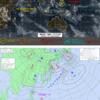 【台風27号の卵】日本の南には低気圧(93W)が存在!気象庁の予想では19日21時には台風の卵である熱帯低気圧に変わる見込み!台風27号となって日本へ接近する可能性は?